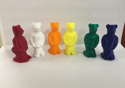 Bear Game Pieces